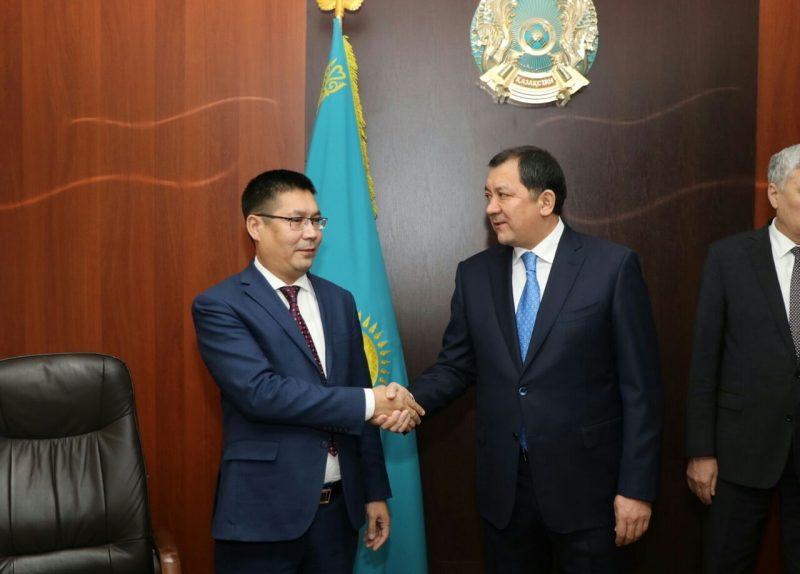 В Атырауской области назначен новый руководитель управления образования