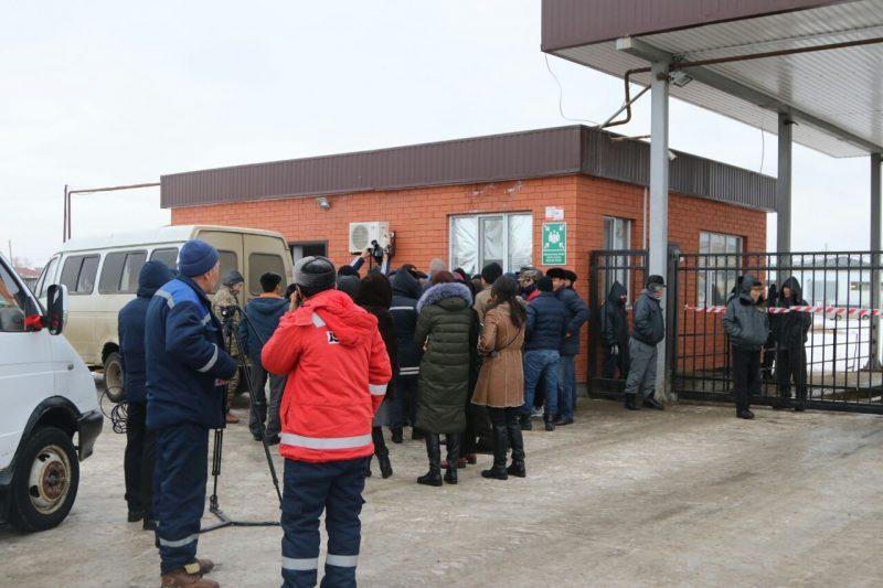 В Атырау частные перевозчики обввинили пассажирскую компанию в незаконных поборах