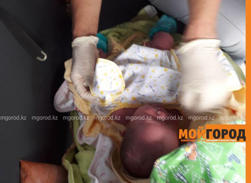 Новости Уральск - Жительница ЗКО родила ребенка в салоне автомобиля