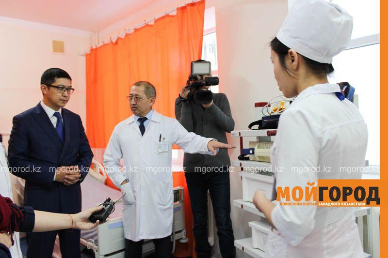 Новости Уральск - В облбольнице Уральска больных будут делить на категории