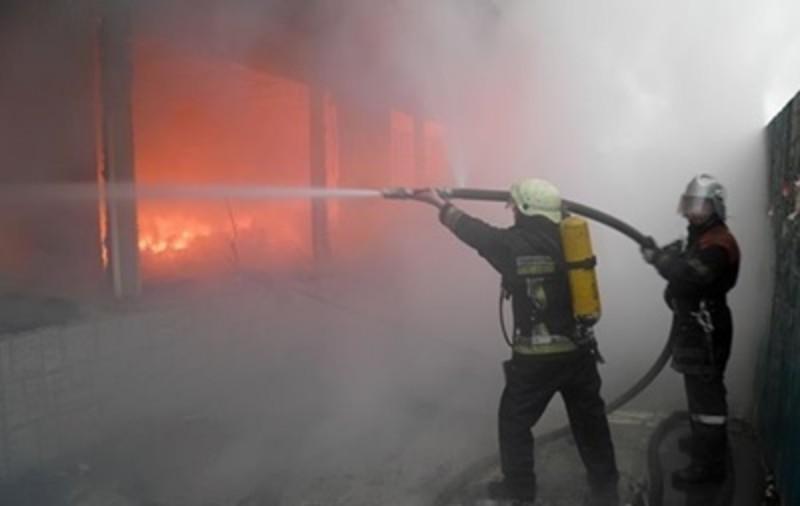 Новости Атырау - В Атырау при пожаре в Областной больнице спасено 27 больных