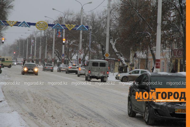 Новости Уральск - Синоптики прогнозируют выпадение большого количества осадков в ЗКО