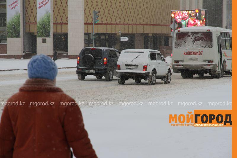 Новости Актау - Погода на 6 марта