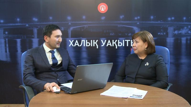 Новости Атырау - Чиновники Атырау общаются с жителями в прямом эфире Facebook