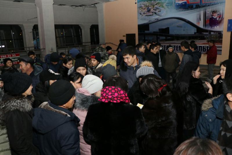 40 атырауских школьников отметят День Независимости в столице
