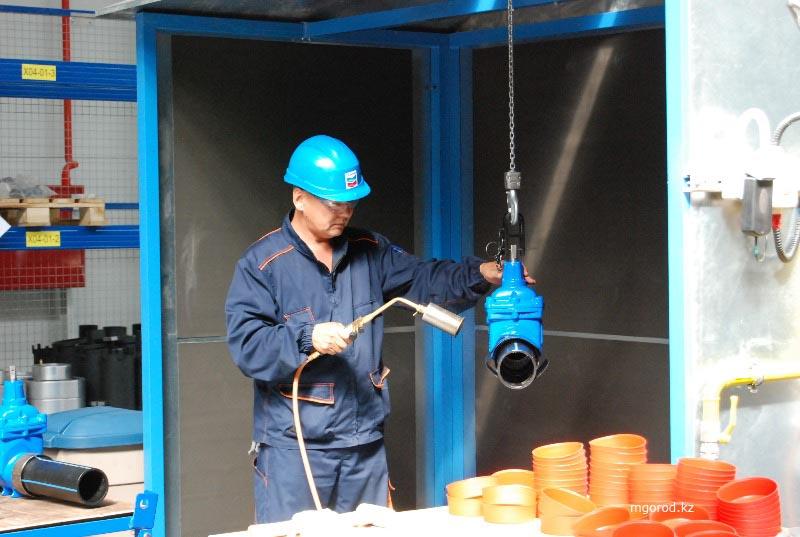 Новости Атырау - Атырауская область является лидером по темпам роста промышленного производства