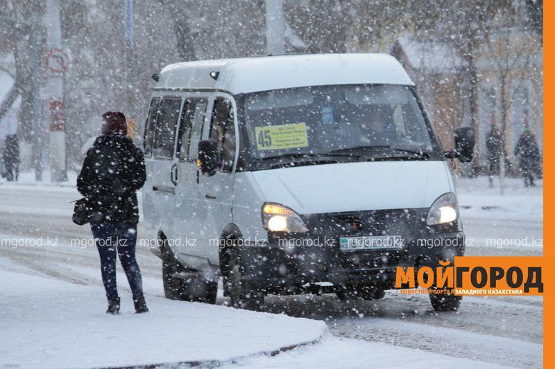 Новости Уральск - Схему движения маршрутов №6 и №45 в Уральске снова изменили