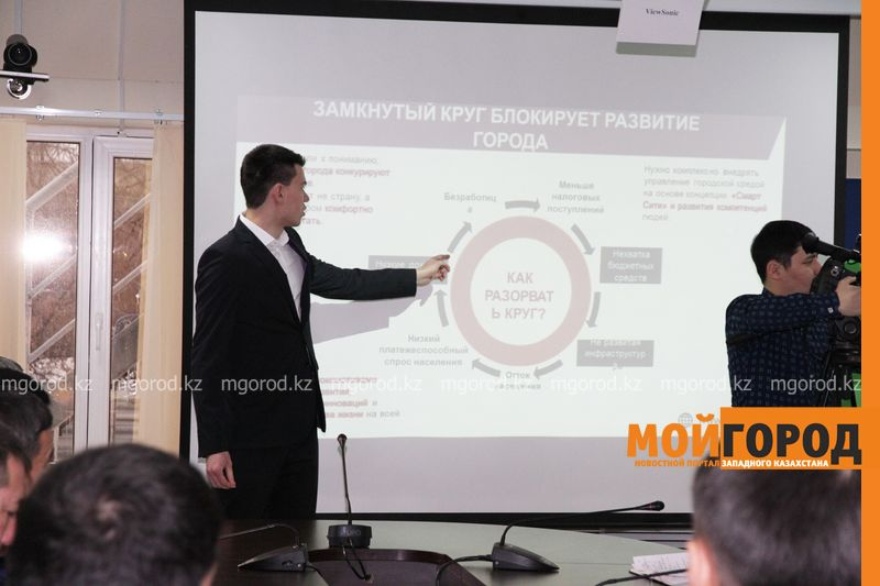 Новости Уральск - Предприниматели ЗКО неохотно участвуют в программе государственно-частного партнерства