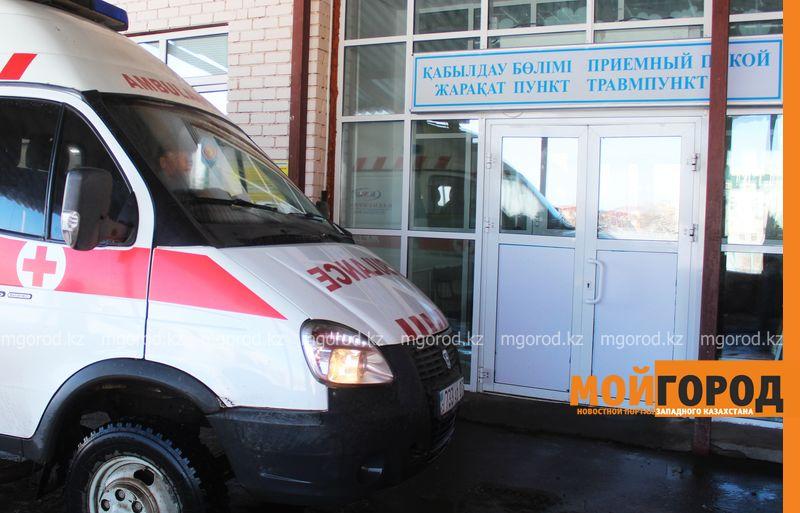 Новости Уральск - Подросток получил огнестрельное ранение в шею - врачи ЗКО