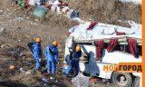 52 человека сгорели заживо в автобусе в Актюбинской области (обновляется)