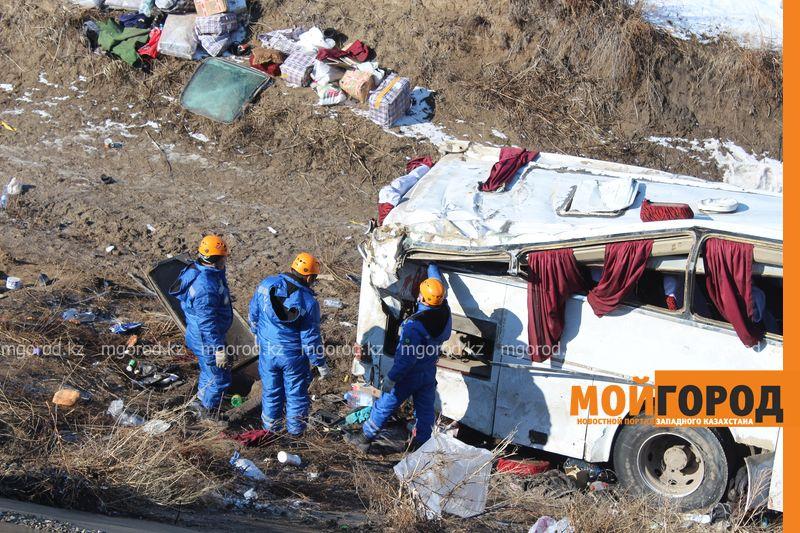 Новости Актау - 52 человека сгорели заживо в автобусе в Актюбинской области (обновляется)