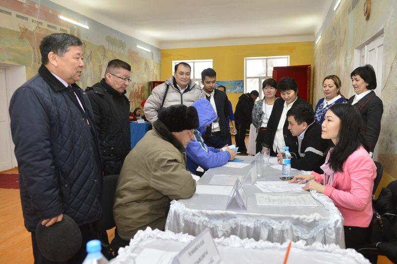 Новости Атырау - 53 ярмарки вакансий прошли в Атырауской области в 2017 году
