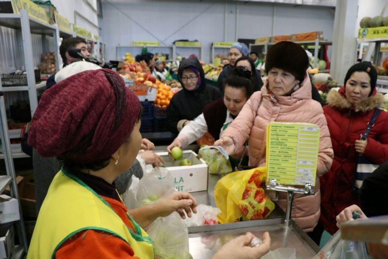 Новости Атырау - Предприниматели из ЮКО намерены выращивать яблоки в Атырауской области