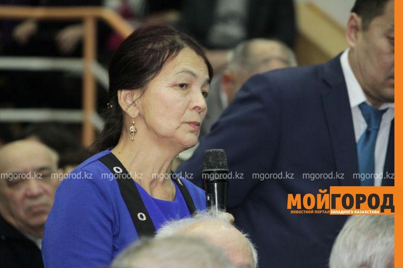 Новости Уральск - В Уральске аким выполнил свое обещание и выучил казахский язык
