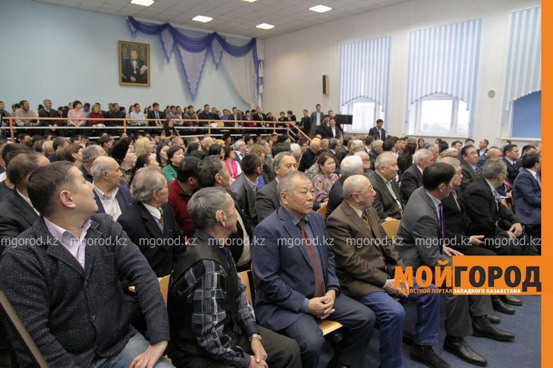 Новости Уральск - Акиму Уральска предложили запретить вырубку деревьев