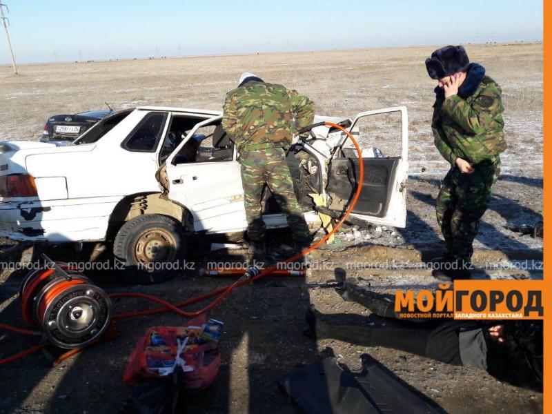 Новости Атырау - Участника страшной аварии, унесшей жизни 5 человек, взяли под стражу в Атырау