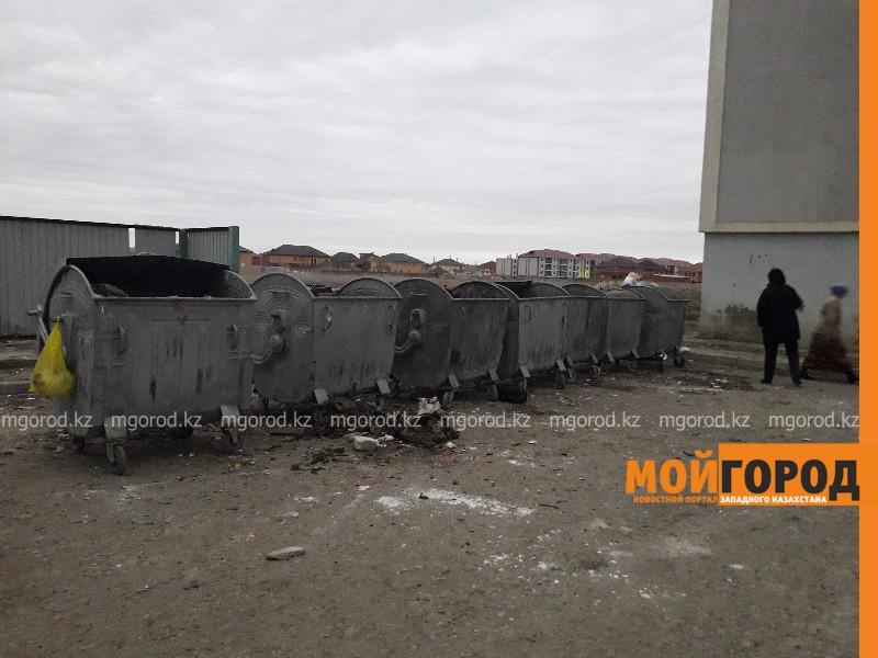 Новости Атырау - 650 тысяч кубометров мусора вывезли в прошлом году из Атырау