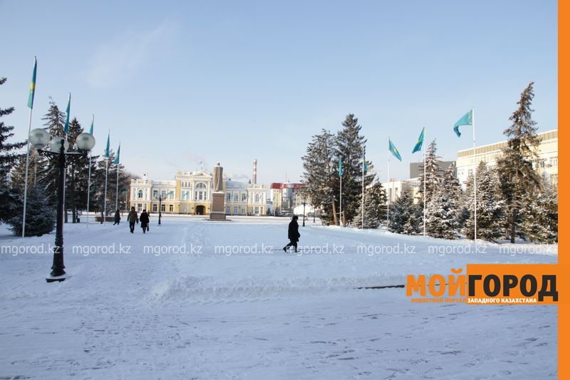 Новости Актау - Погода на 10 февраля