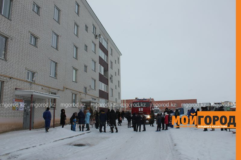 Новости Уральск - Двое малолетних детей отравились угарным газом в Уральске
