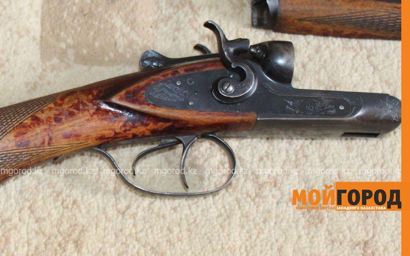 76 владельцев оружия привлечены к адмответственности в ЗКО