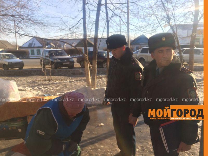 На 3 млн тенге оштрафовали продавцов стихийных рынков в Уральске
