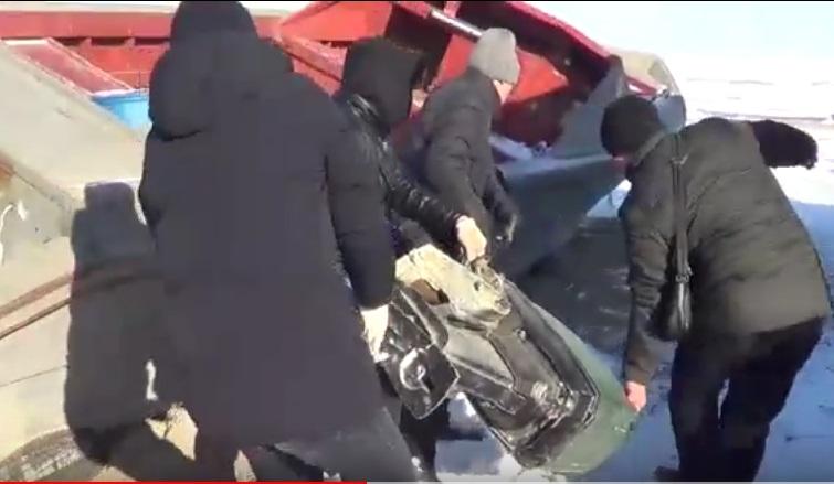 Новости Атырау - Преступную группировку браконьеров задержали в Атырауской области (видео)