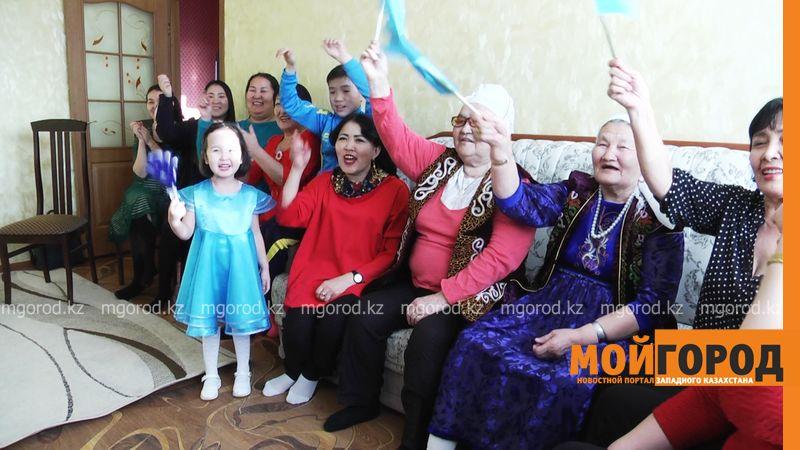 Новости Уральск - Родные и соседи болеют за участников Олимпиады из Уральска