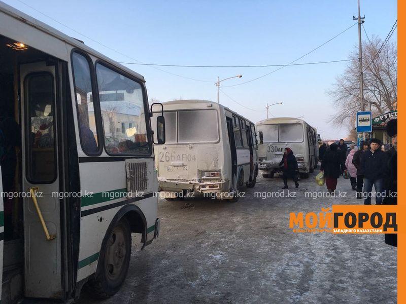 """Новости Актобе - Бердыбек Сапарбаев: Актобе – единственный областной центр, где ездят """"ПАЗики"""""""