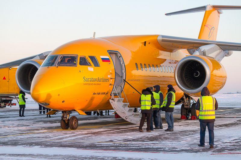 Новости - В Подмосковье потерпел крушение пассажирский самолет