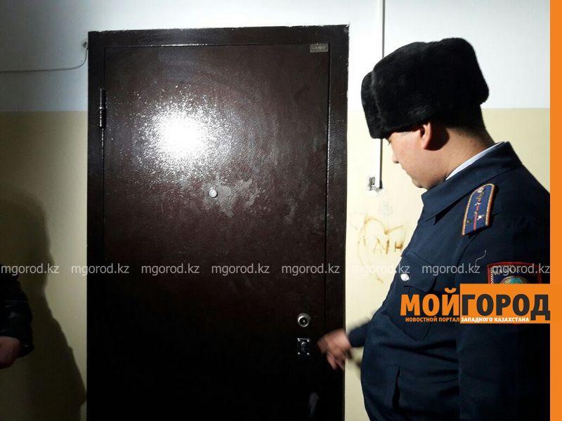 Новости Атырау - Полицейские Атырау призвали соседей присматривать за домами друг друга