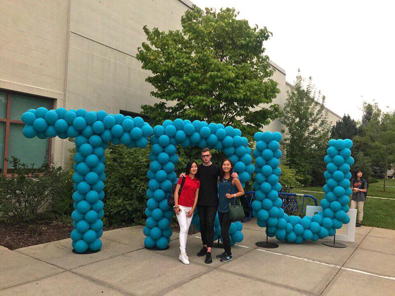 Новости Уральск - «Destination» поможет поступить в университет Канады