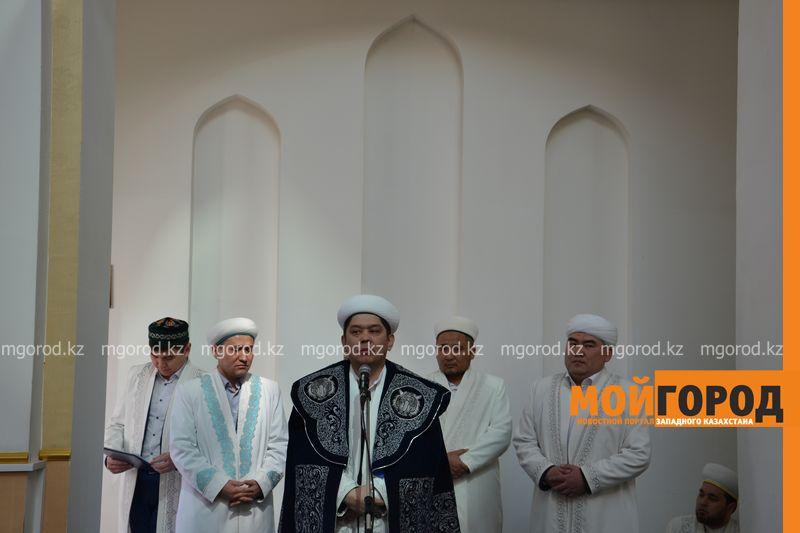 Новости Уральск - В ЗКО назначен новый имам областной центральной мечети