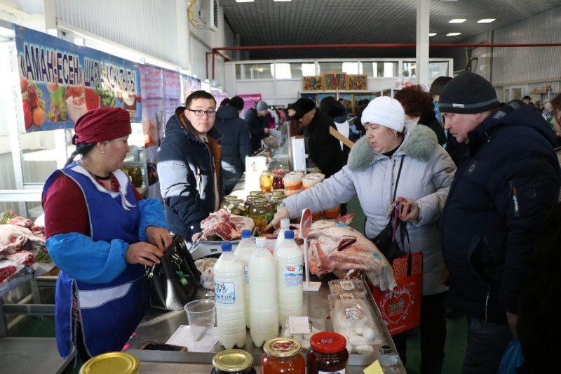 Новости Атырау - В Атырауской области стартовала сельскохозяйственная ярмарка