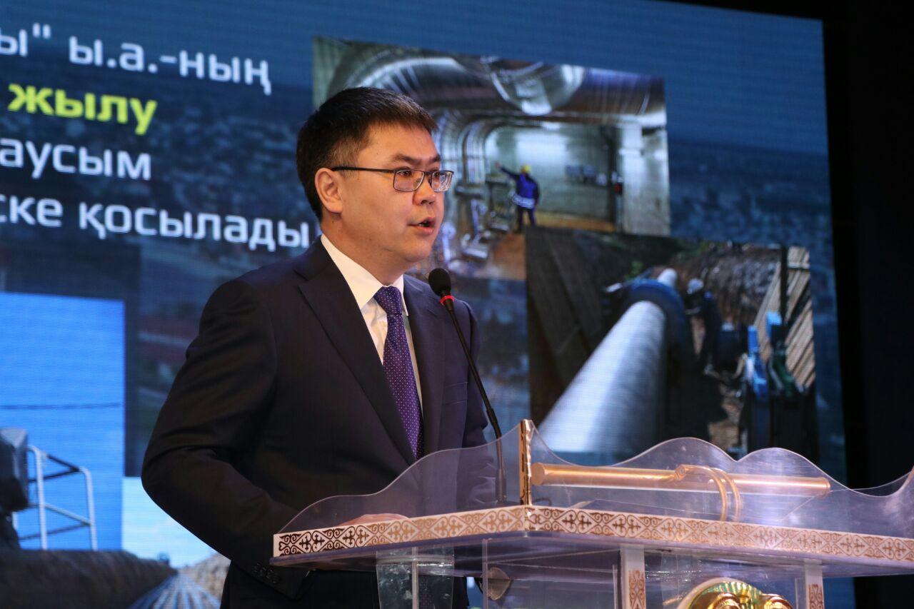 Новости - В Атырау с вводом новых канализационно-очистных сооружений закроют «Тухлую балку»