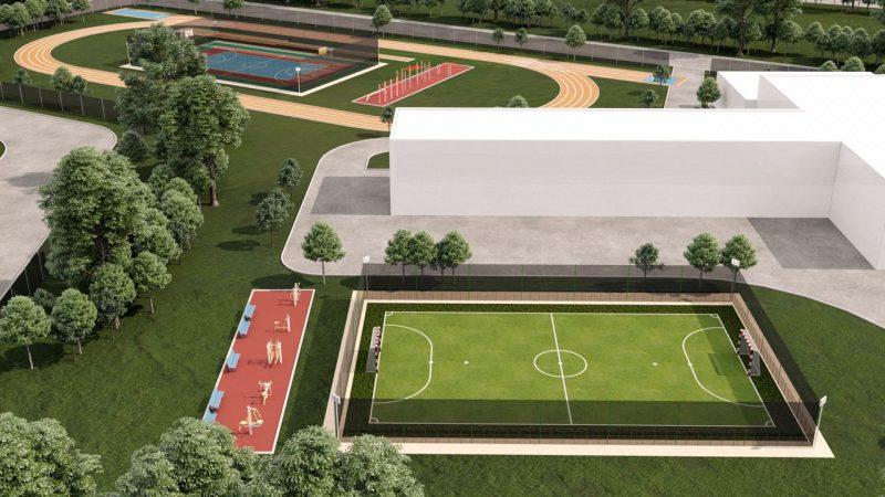 Новости - В 27 школах Атырау построят спортивные площадки