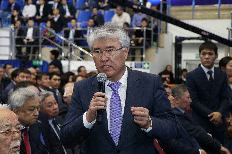 Новости Атырау - С этого года начнем растить казахстанских звезд футбола - министр культуры и спорта РК