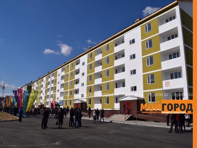 Новости - В Атырау зафиксирована самая высокая стоимость новостроек
