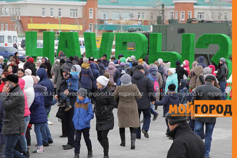 Новости Уральск - Празднование Наурыза в Уральске пройдет на новой площади