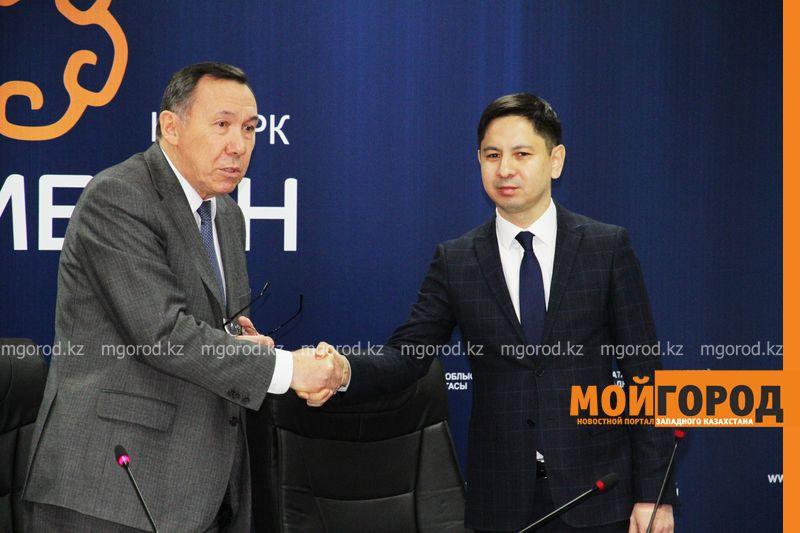 Новости Уральск - В палате предпринимателей ЗКО назначен новый директор