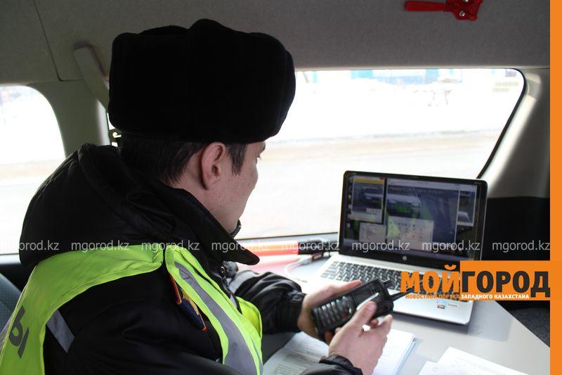 240 авто с иностранной регистрацией отправили на штрафстоянку в Атырау