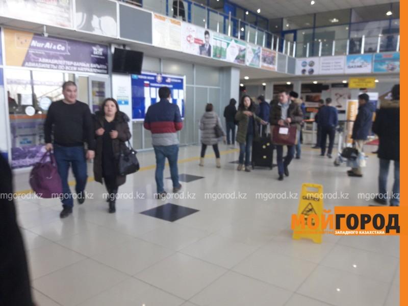 Новости Атырау - Я больше этой авиакомпанией точно никуда не полечу - пассажир рейса Алматы-Атырау (видео)