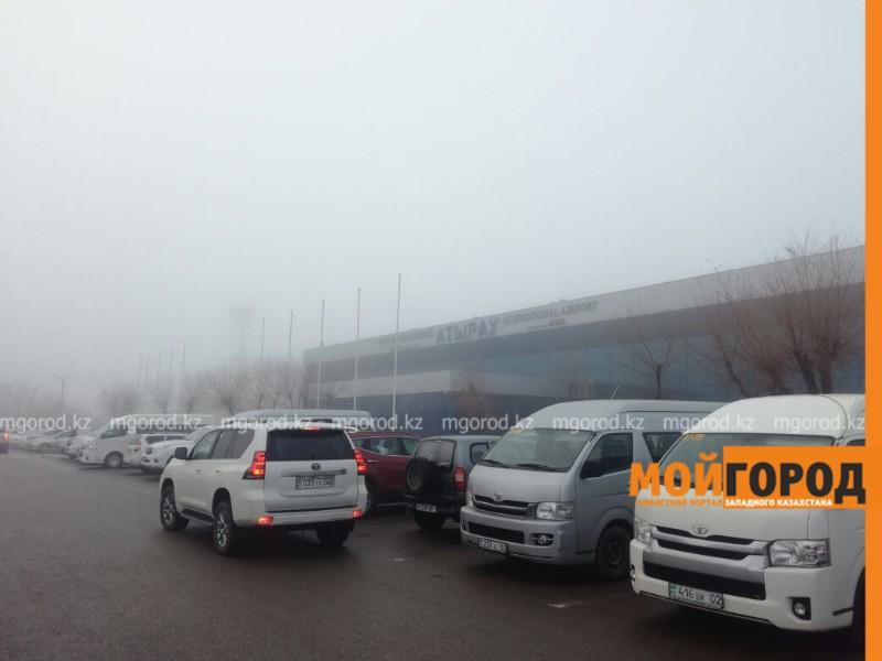 Новости - В Атырау из-за тумана задержали рейс из Актау