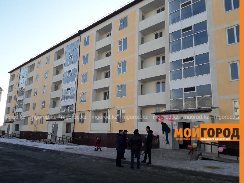 Жилой комплекс для медиков возводится в Атырау