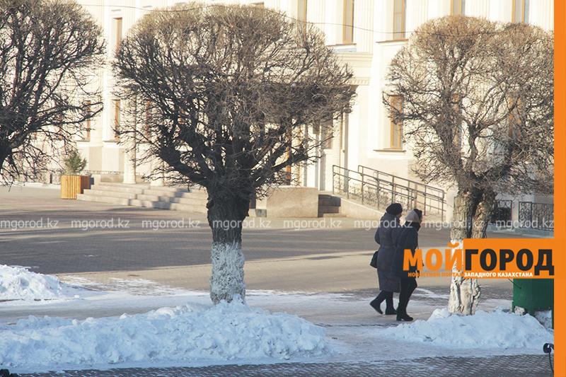 Новости Актау - Погода на 12 марта