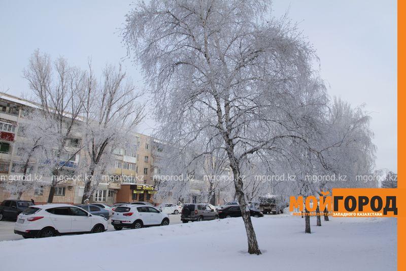 Новости Актау - Погода на 12 февраля