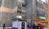 В пожаре в многоэтажке Уральска погибла 84-летняя женщина