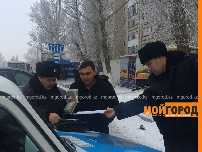 В Уральске за месяц произошло 11 ДТП с участием пешеходов