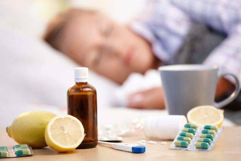 1-ый случай заболевания гриппом зафиксирован вТомской области засезон