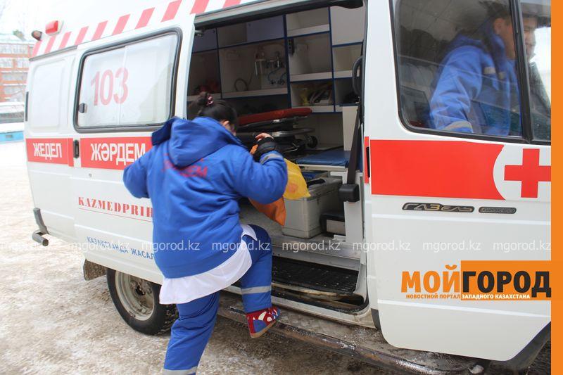 Новости Актау - Три человека погибли в ДТП в Жанаозене