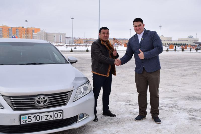 Новости Уральск - «Свой Домkz»: Мечтаете об автомобиле? С нами ваше желание обязательно исполнится!